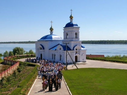 Официальный сайт Самарской митрополии Русской православной церкви
