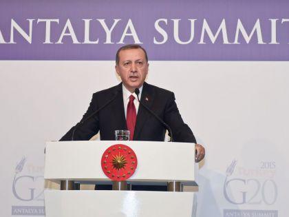 Эрдоган готовится к новой попытке сосредоточить всю власть в Турции в своих руках // Global Look Press