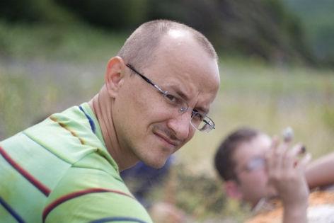 Активист собирался эмигрировать в США // Фейсбук Александра Ермошкина