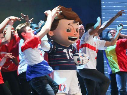 Жребий позволяет сборной России присоединиться к веселью // Global Look Press