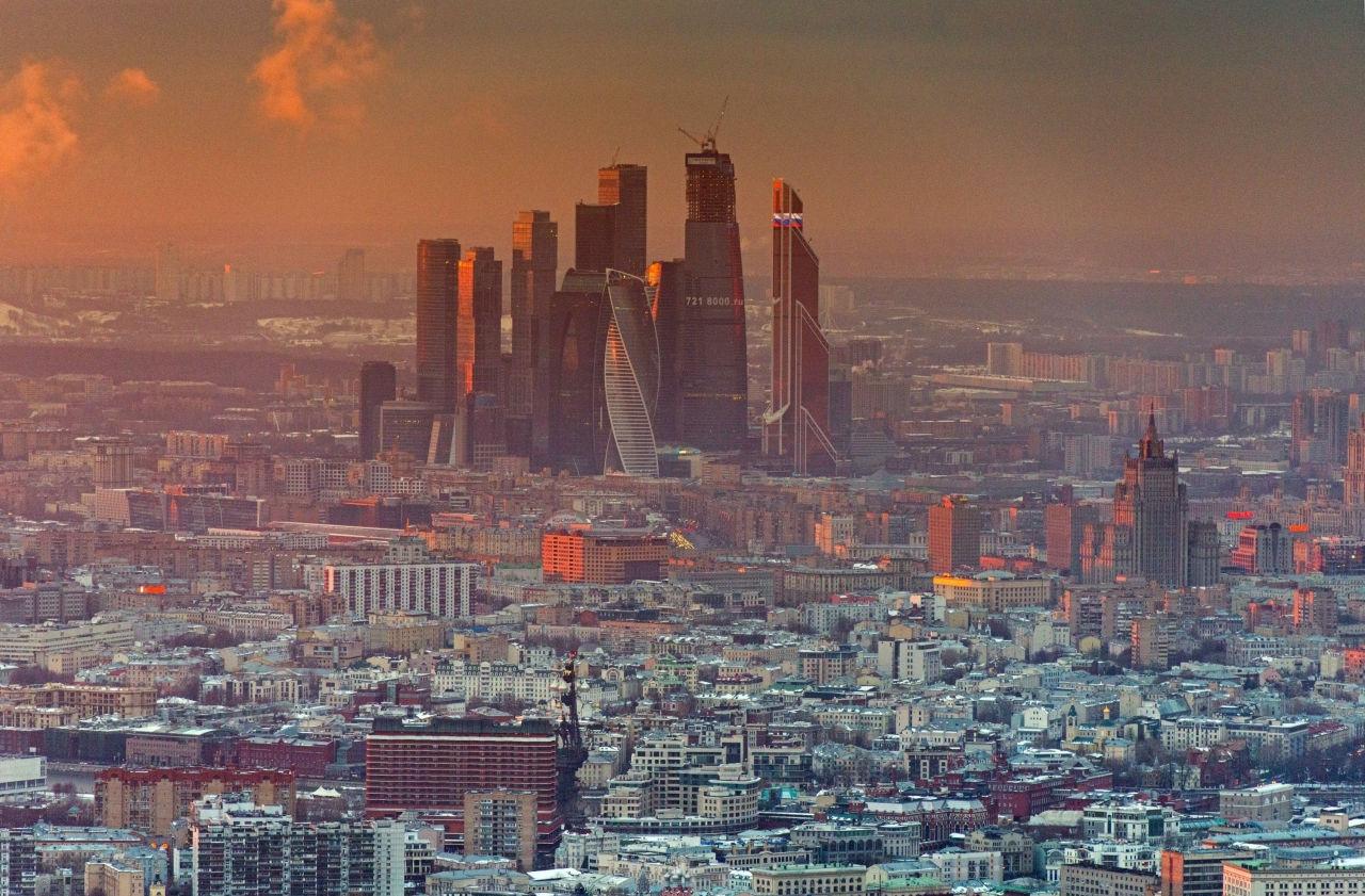В Москве температура воздуха близка к уровню 2005 года, а давление ниже, чем в 1941 // Сергей Фомин / Russian Look