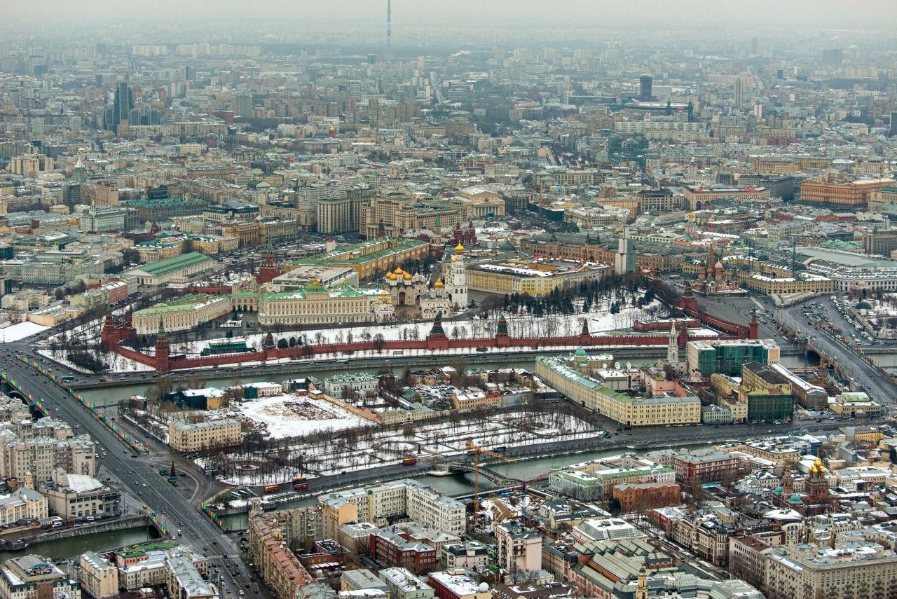 Число иностранных туристов в Москве выросло до 5,7 млн в 2014 году  // Сергей Фомин / Russian Look