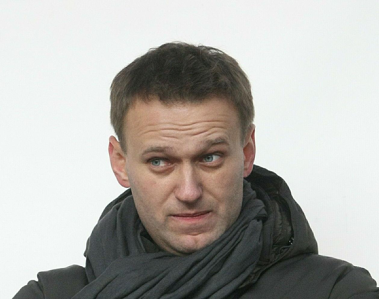 Алексей Навальный вернулся в офис Фонда борьбы с коррупцией // Russian Look