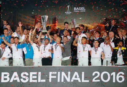 В 2016 году финал Лиги Европы прошел в Базеле // imago sportfotodienst/Global Look Press
