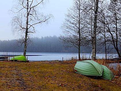 Финляндия на выходные — отличный выбор // Маша Нестерова