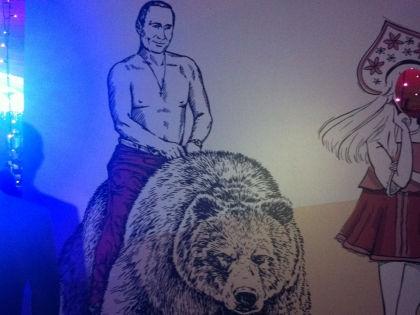 Без Путина не может обойтись ни одна патриотическая вечеринка // Елизавета Никифорова