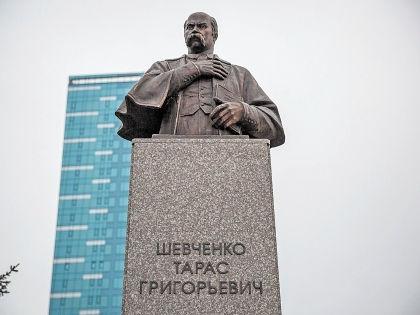 Памятник Тарасу Шевченко // «НГС Новости»