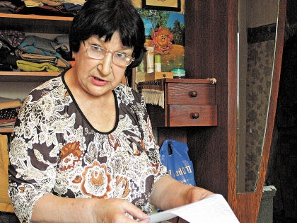 У Елены перепелицы есть решение суда, но его никто не может выполнить // Виктория Савицкая