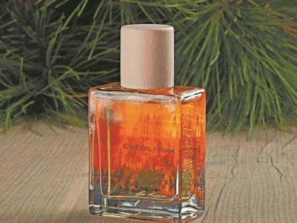 Сургут, как считает автор парфюма, пахнет морозом, кедрами и вышками // из личного архива