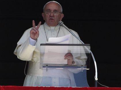 Папа римский Франциск // Evandro Inetti/ZUMAPRESS
