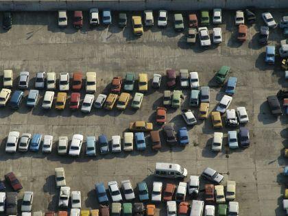 Прежде чем выставлять авто на торги, юристы должны отправлять собственнику напоминание // Сергей Фомин / Russian Look