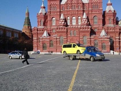 Павел Клюев перевозил микроавтобус из Липецкой области // Страница Всеволода Ровинского в Facebook