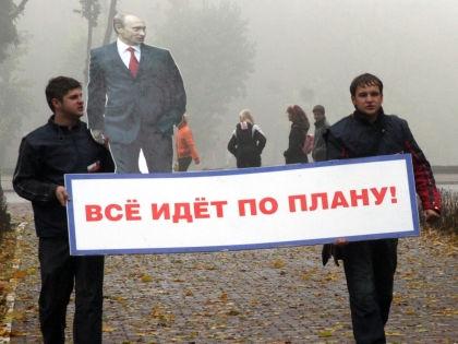 Цинизм нынешнего режима не позволит вырастить новое доброе поколение россиян // Анвар Галеев / Russian Look