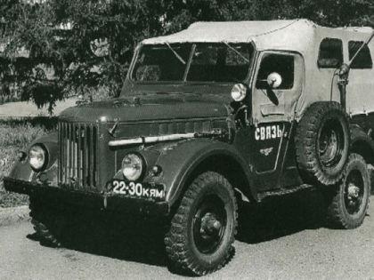 ГАЗ-69 // gaz-69.com