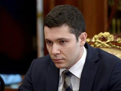 Антон Алиханов // kremlin.ru