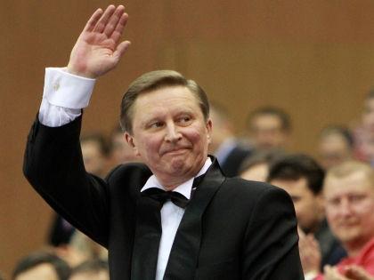 Сергей Иванов // Дмитрий Голубович / Russian Look