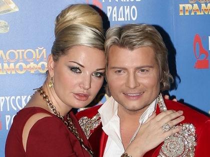 Мария Максакова и Николай Басков // Дмитрий Голубович / Russian Look