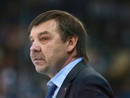 Знарок является главным претендентом на пост тренера //  Дмитрий Голубович / Russian Look