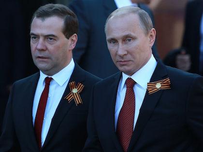 Декларации доходов опубликованы на официальном сайте Кремля //  Дмитрий Голубович / Russian Look