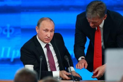 Всю прошлую неделю российские и мировые СМИ обсуждали «исчезновение» Владимира Путина // Dmitry Golubovich / Russian Look