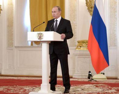 Путин выводит войска из Сирии, но наладит ли это отношения с Западом? // Alexei Nikolsky/Global Look Press