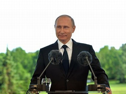 Владимир Путин снова исчез?  // Global Look Press
