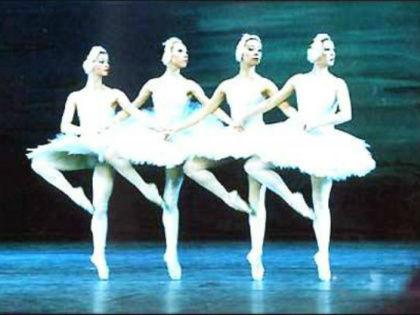 Зловещий символ Августовского путча 1991 года — телетрансляция балета «Лебединое озеро» // Стоп-кадр YouTube