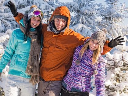 Колючие морозы уже позади, поэтому у ваших зимних поездок немало шансов быть не только интересными, но и приятными // Global Look Press