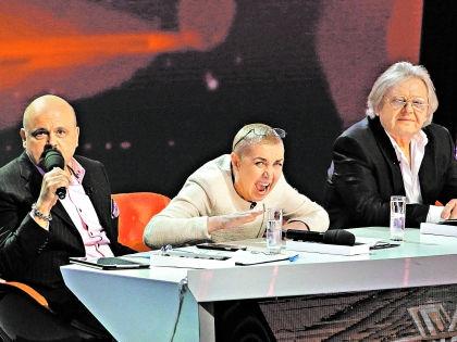 """Что Афанасьеву и Антонову хорошо, то Рождественской – смех? // телеканал """"Россия"""""""