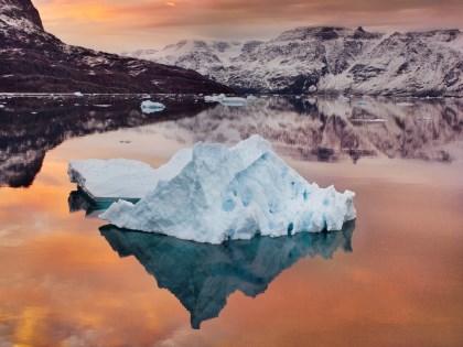 Потепление происходит неравномерно. Сильнее всего это заметно в приполярных областях северного полушария // Frans Lanting/GLX/Global Look Press