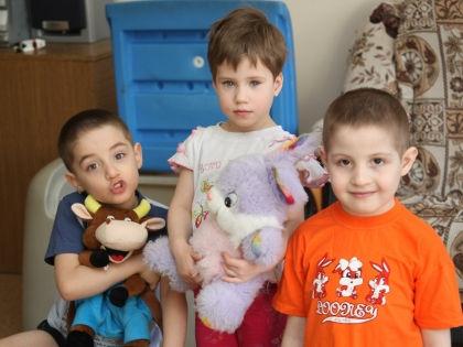 В 2014 году почти 20 тысяч детей пожаловались Фонду на жесткое обращение // Николай Гынгазов / Russian Look