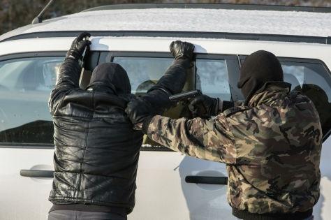У задержанного изъяли часть похищенных денег // Russian Look