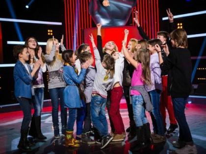 Новый, уже 4-й сезон шоу «Голос. Дети» стартовал на «Первом канале» // Стоп-кадр YouTube