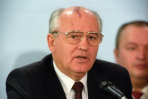 Михаил Горбачёв // imago stock&people