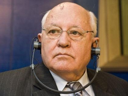 Сейчас Михаил Горбачёв проходит курс лечения в одной из столичных клиник //  Russian Look