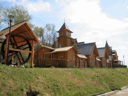 Город Городец считается самым древним в Нижегородской области // Global Look Press