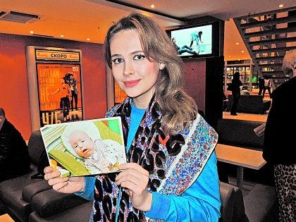 Анна Горшкова: Я всегда участвую в благотворительных акциях // архив редакции