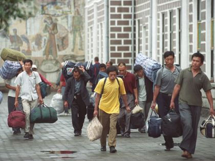 Туристы из Поднебесной уже давно не менее выгодные гости, нежели «западники» // Павел Гуков / Russian Look