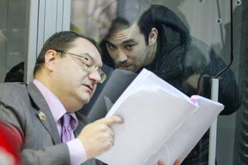 Юрий Грабовский (слева) // Сергей Харченко/Global Look Press