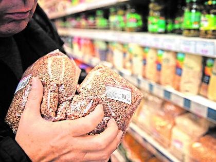 Продовольственной панике больше всего подвержены пенсионеры // Александр Алешкин