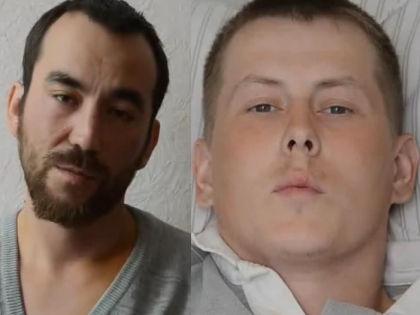 Александр Александров и Евгений Ерофеев были захвачены в плен украинскими военными 16 мая // YouTube