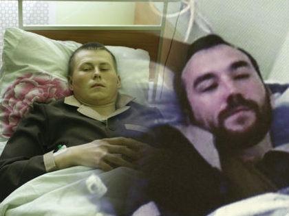 По словам представителя СБУ, в отношении Ерофеева и Александрова продолжаются следственные действия // Global Look Press