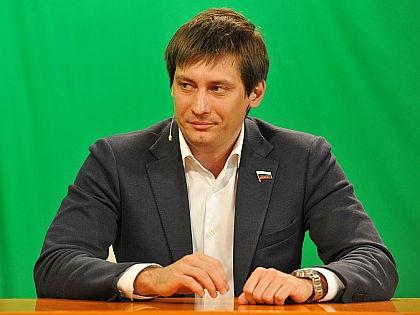 Дмитрий Гудков // Russian Look