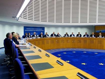 """«В Европейском суде рассматривается много """"неудобных"""" дел» // ЕСПЧ / echr.coe.int"""