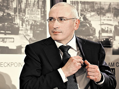 Михаил Ходорковский // Russian Look