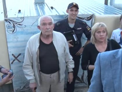 Александр Стрекалин и Мила Селямиева // Кадр YouTube