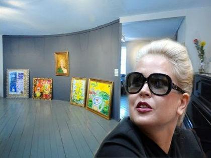 «По произведениям Васильевой видно, что она – начинающий художник...» // Стоп-кадр YouTube