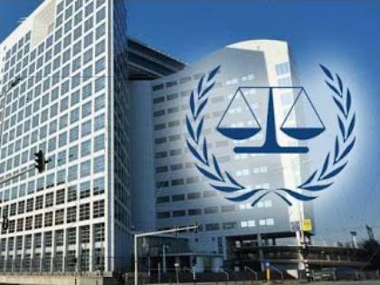 Владимир Путин поручил МИДу направить Генеральному секретарю ООН уведомление о намерении России не становиться участником Римского статута Международного уголовного суда (МУС) в Гааге // Стоп-кадр YouTube