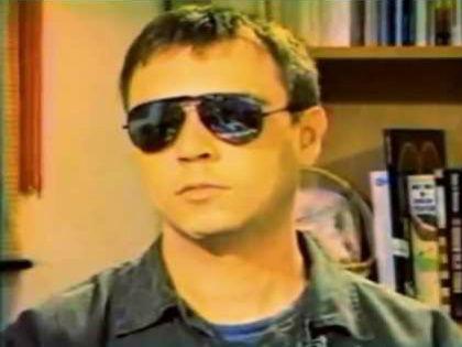 Виктор Пелевин // Стоп-кадр YouTube