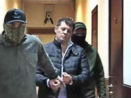 Сущенко запретили разглашать подробности дела // Стоп-кадр YouTube